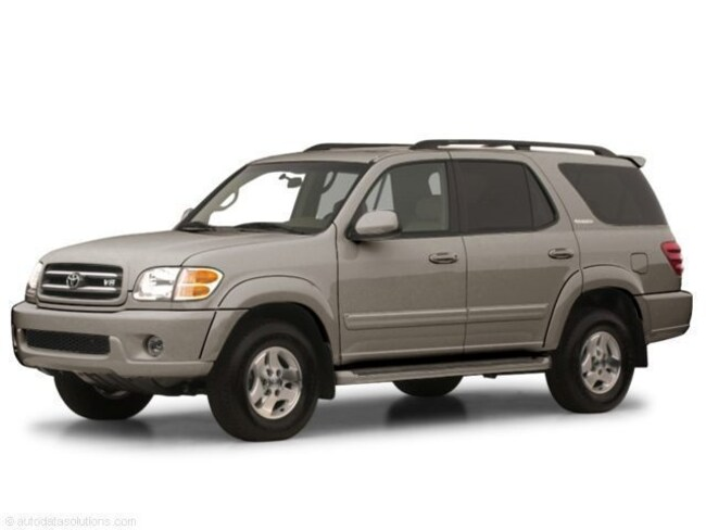 Used 2001 Toyota Sequoia Limited Limited  SUV
