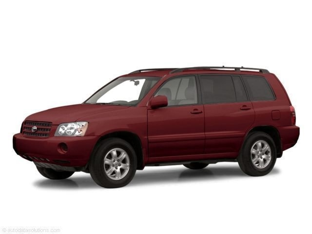 2001 Toyota Highlander V6 SUV Great Falls, MT