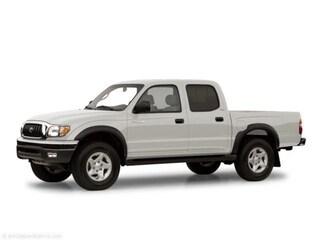 2001 Toyota Tacoma PreRunner V6 Truck Double-Cab