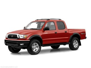 Used 2001 Toyota Tacoma Base Truck Double-Cab under $12,000 for Sale in Dayton, OH