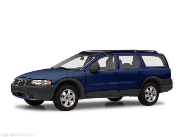 2001 Volvo V70 XC Wagon