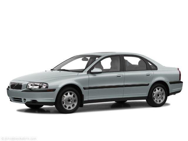 2001 Volvo S80 Sedan