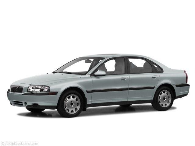 2001 Volvo S80 2.9 A SR Sedan