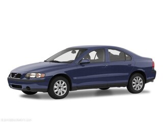 Used 2001 Volvo S60 Car for sale in Cathedral City, CA at Palm Springs Volvo