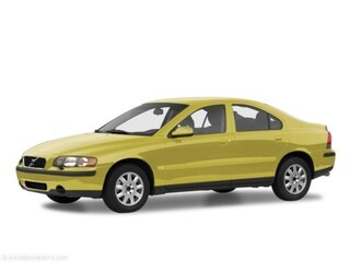 2001 Volvo S60 Sedan YV1RS53D812029811