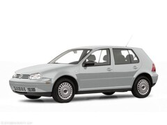 2001 Volkswagen Golf GLS Hatchback