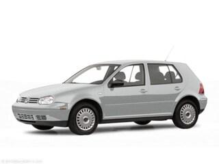2001 Volkswagen Golf GLS Hatchback