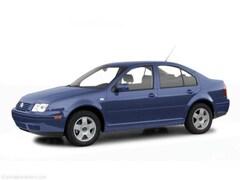 2001 Volkswagen Jetta GL Sedan