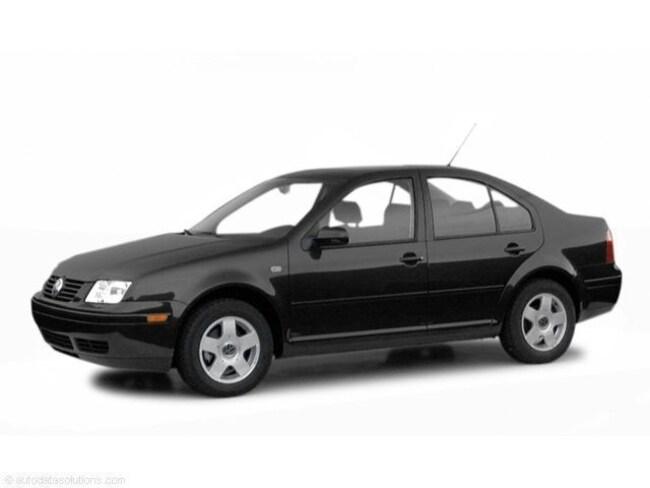 2001 Volkswagen Jetta GLS VR6 Sedan