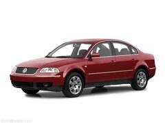 2001 Volkswagen Passat GLS Sedan