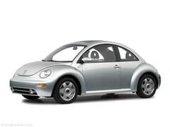 2001 Volkswagen Beetle GLX Hatchback