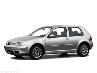 2001 Volkswagen GTI GLS Hatchback
