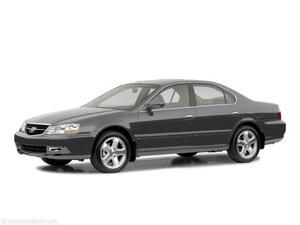 2002 Acura TL 4DR SDN 3.2