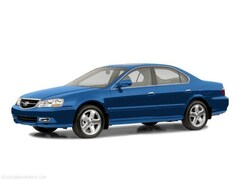2002 Acura TL 4 Door Sed