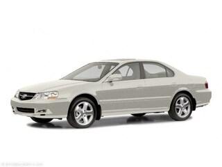 2002 Acura TL Type S Sedan