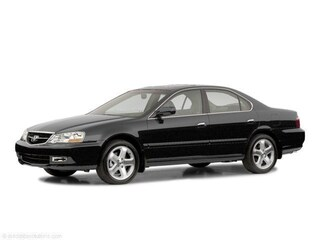 2002 Acura TL Type S w/Navigation 4dr Sdn 3.2L
