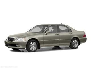 2002 Acura RL Sedan