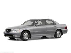 2002 Acura RL 3.5 Nav System Sedan