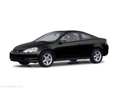 2002 Acura RSX Base Coupe