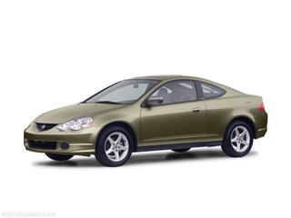 Used 2002 Acura RSX Base w/Leather Coupe Honolulu, HI