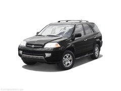 Used 2002 Acura MDX 3.5L w/Touring Package SUV 2HNYD18612H514499 in Toledo, OH