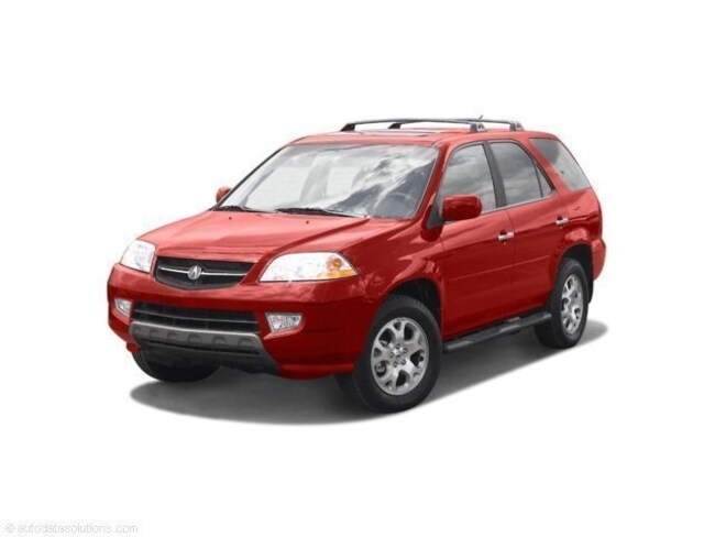 2002 Acura MDX 3.5L w/Touring Package SUV Medford, OR