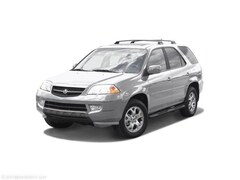 Used 2002 Acura MDX 3.5L w/Touring Package SUV