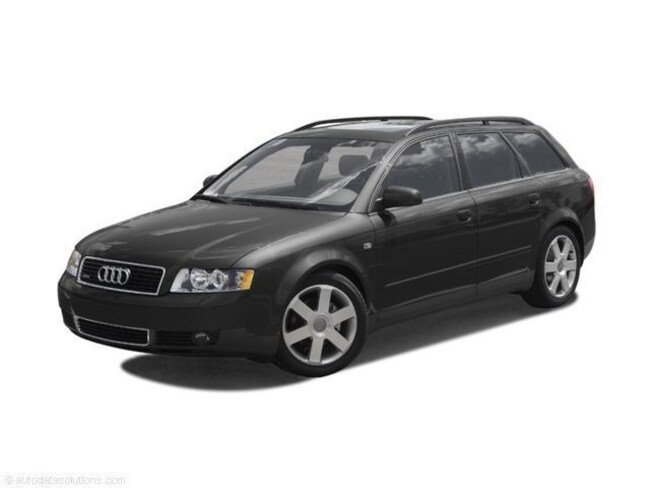 Used  2002 Audi A4 3.0 Avant Wagon in Albany, MN