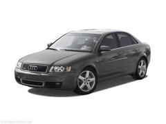 Used 2002 Audi A4 1.8T Sedan J2645B Near Denver