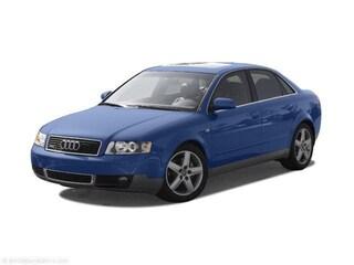 Used 2002 Audi A4 3.0 Sedan WAULT58E12A128968 73026Z in Osseo