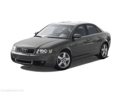 2002 Audi A4 3.0 Sedan