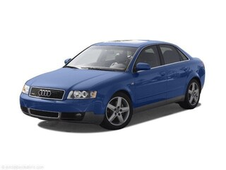 Used 2002 Audi A4 4dr Sdn 3.0L quattro AWD Auto Sedan Temecula, CA