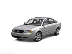 Used 2002 Audi A6 3.0L Sedan Denver, CO