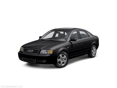 Used Vehicles for sale 2002 Audi A6 2.7T Sedan in McAlester, OK