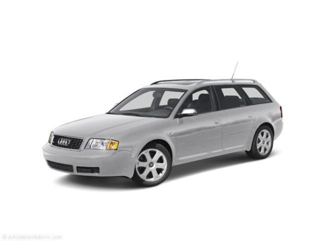 2002 Audi S6 Wagon