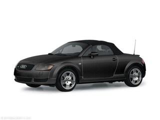 Pre-Owned 2002 Audi TT 1.8L Convertible Urbandale, IA
