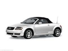 2002 Audi TT 1.8T Roadster Convertible