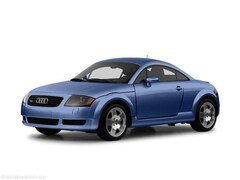 Used 2002 Audi TT Coupe P2500B for sale at Courtesy Motors in Danville, IL