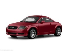 Bargain Inventory 2002 Audi TT Coupe Quattro Coupe Rapid City, SD