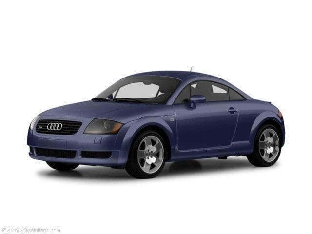 Pre-Owned 2002 Audi TT For Sale in Freehold, NJ | Stock