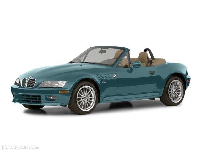 2002 BMW Z3 roadster 3.0