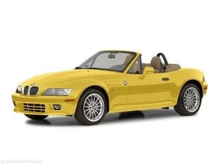 2002 BMW Z3 3.0i Convertible