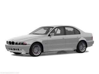 2002 BMW Sedan