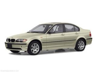 2002 BMW 3 Series 325i 4dr Sdn RWD Car