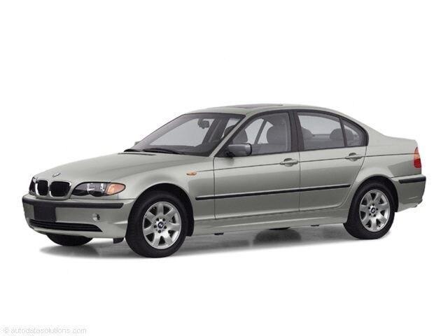 2002 BMW 3 Series 325xi Sedan 6