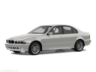 Used  2002 BMW 525iA Sedan WBADT43452GY43987 for sale near you in Spokane, WA