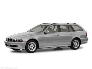 2002 BMW 5 Series 525iTA Wagon