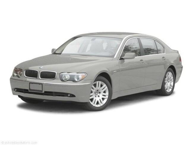 Used BMW I For Sale Bloomington VINWBAGLDP - 2002 bmw 745i price
