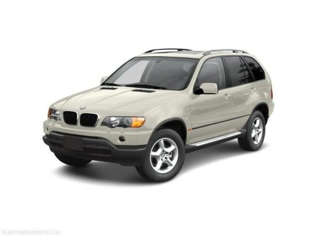 2002 BMW X5 3.0i SUV