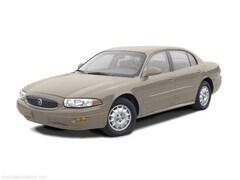 2002 Buick LeSabre Custom 4dr Car